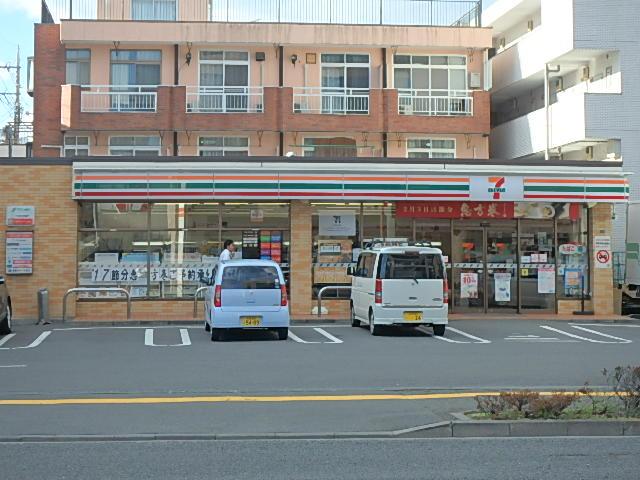 コンビ二:セブンイレブン 立川通り店 366m