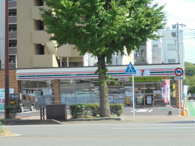 コンビ二:セブンイレブン 福岡平和台通店 458m