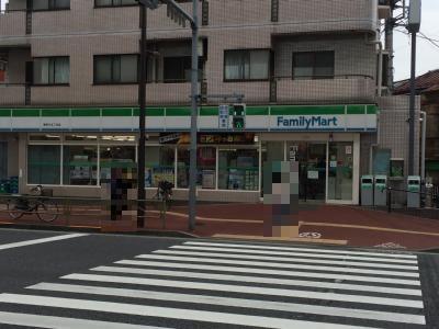 コンビ二:ファミリーマート 滝野川五丁目店 169m