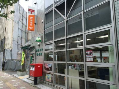 郵便局:滝野川六郵便局 404m