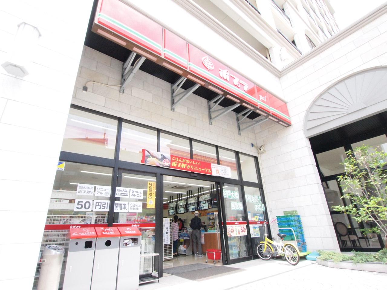 コンビ二:ポプラ小倉浅野店 118m