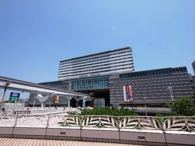 ショッピング施設:アミュプラザ小倉 628m