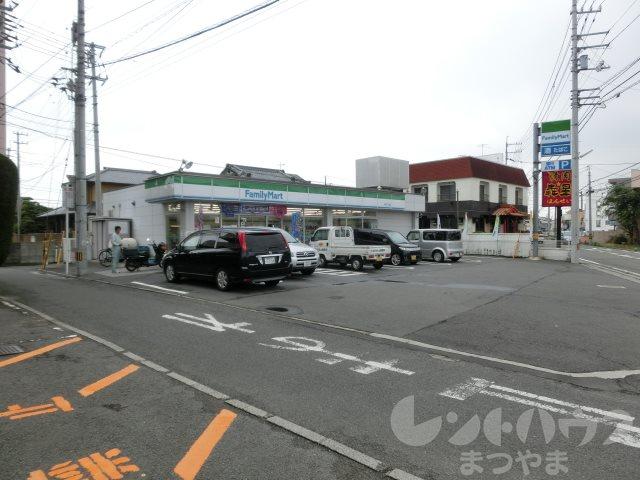 コンビ二:ファミリーマート 松山竹原三丁目店 72m