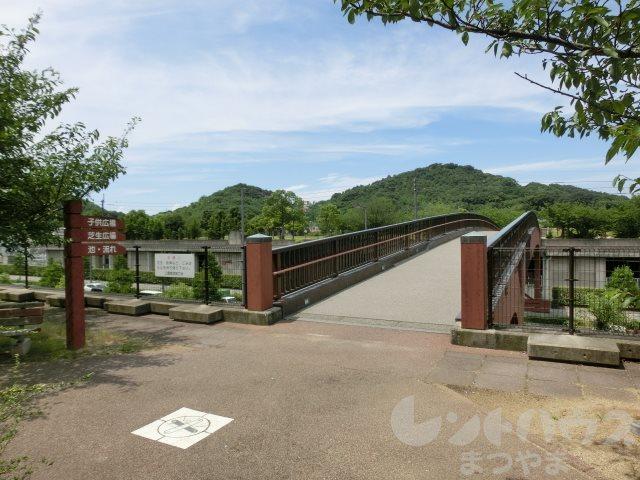 公園:南江戸公園 1001m