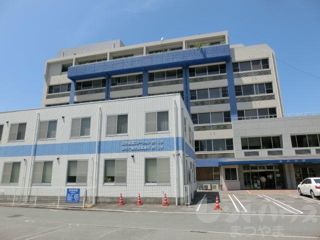 総合病院:奥島病院 606m