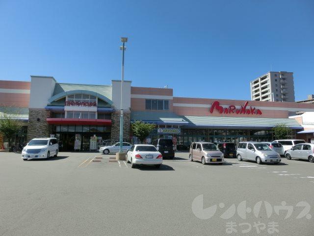 スーパー:マルナカ 土居田店 680m