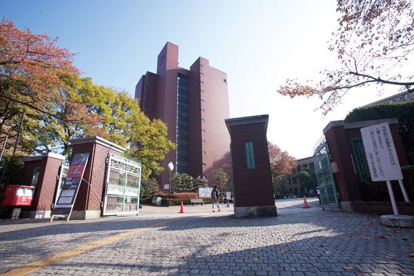 大学・短大:私立日本大学文理学部 933m