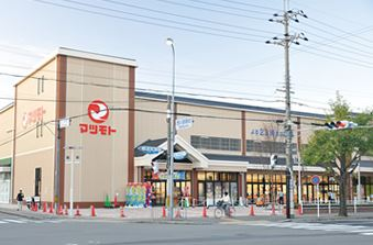 スーパー:スーパーマツモト 西小路店 731m