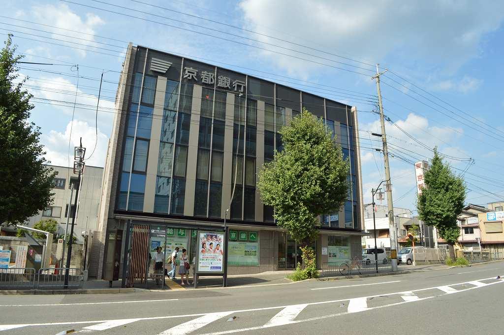 銀行:京都銀行 円町支店 195m