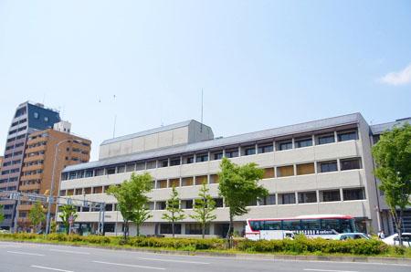 役所:中京区役所 504m