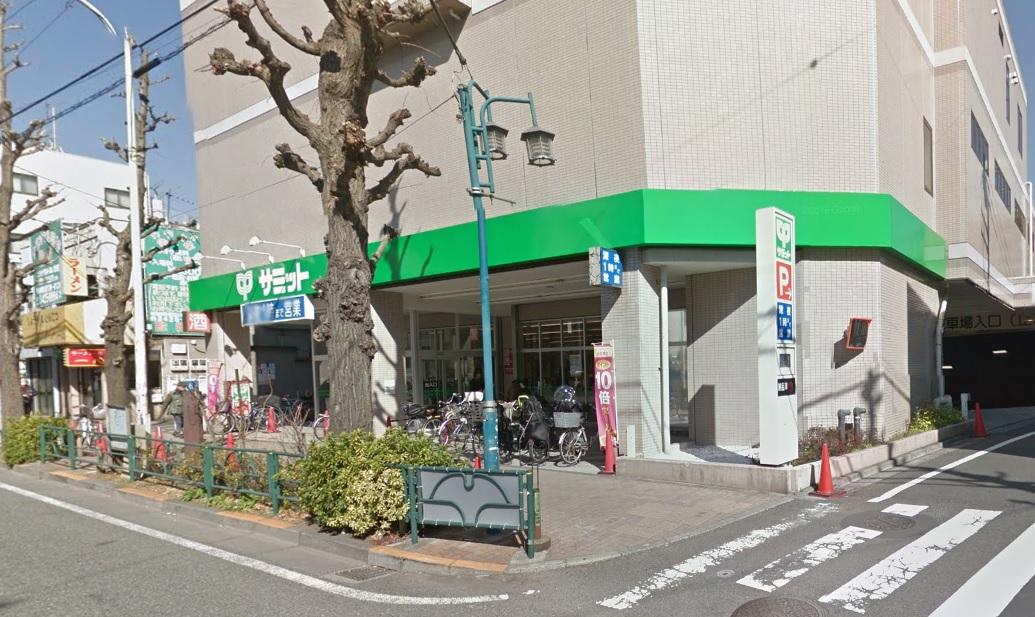 スーパー:サミットストア 松陰神社前店 474m