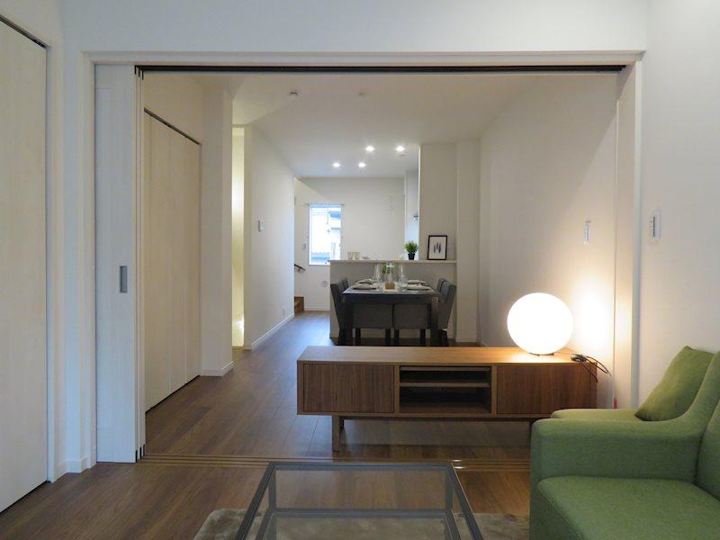 室内参考写真(204号室モデルルーム)