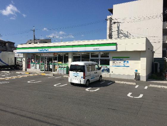 コンビ二:ファミリーマート 堺北長尾町店 543m