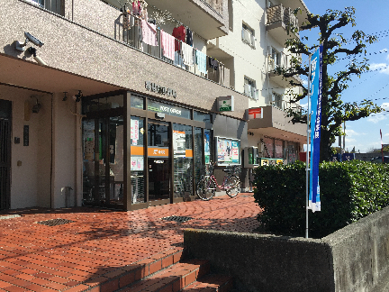 郵便局:堺蔵前郵便局 524m