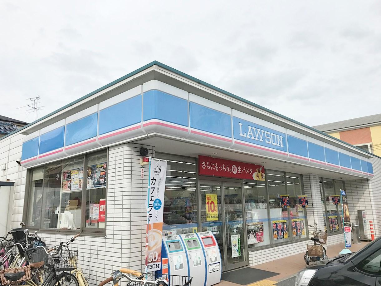 コンビ二:ローソン 堺長曽根町店 1041m