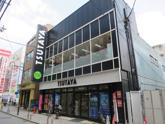 ショッピング施設:TSUTAYA 阪急茨木店 728m