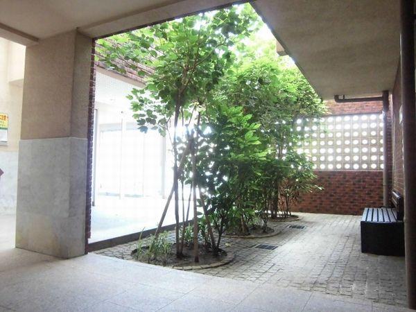 1階共用部※写真は別部屋です。