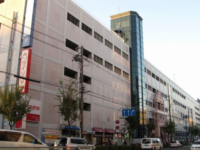 ショッピング施設:ベルファ都島ショッピングセンター 1367m