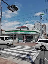 コンビ二:ファミリーマート 都島内代町店 282m