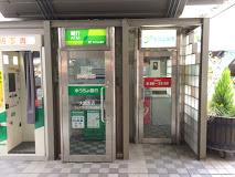 銀行:ゆうちょ銀行 大阪支店都島出張所 1017m
