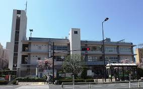 役所:大阪市都島区役所 1492m
