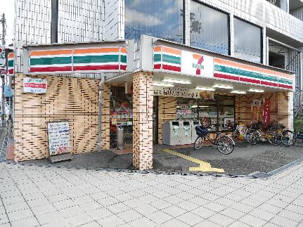 コンビ二:セブンイレブン 大阪内代町2丁目店 112m