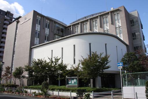 大学・短大:大阪信愛学院短期大学 城東キャンパス 2071m