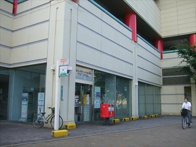 郵便局:小倉AIMビル内郵便局 312m