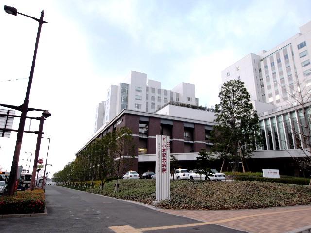 総合病院:小倉記念病院 598m