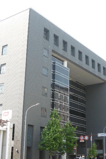 警察署・交番:下京警察署 799m