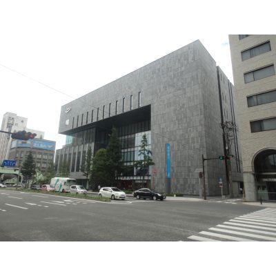 銀行:福岡銀行北九州営業部 304m