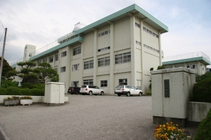 中学校:北九州市立浅川中学校 1165m