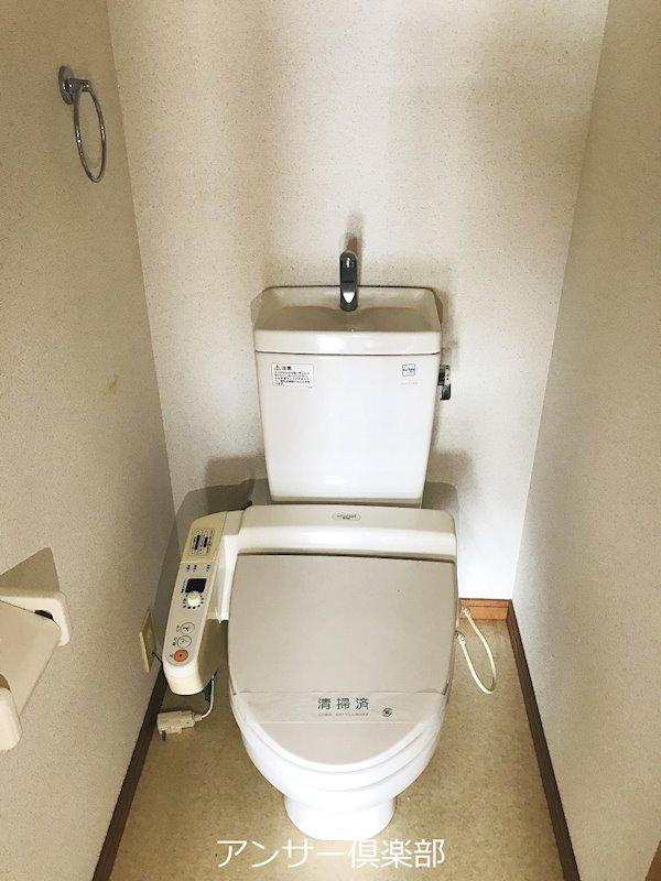 内観写真(トイレ)