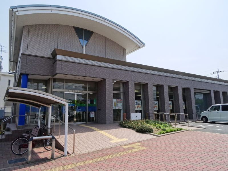 銀行:遠賀信用金庫本店 1312m