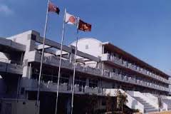 中学校:北九州市立花尾中学校 655m