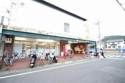 スーパー:FOOD SHOP(フードショップ)エムジー 上賀茂店 655m