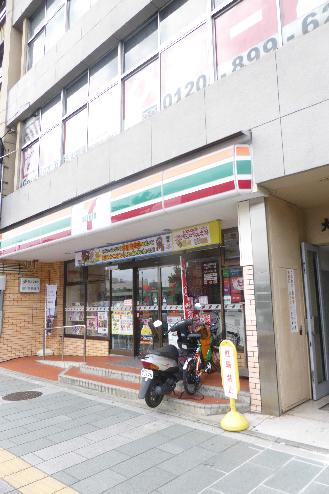 コンビ二:セブンイレブン 京都東山五条店 263m