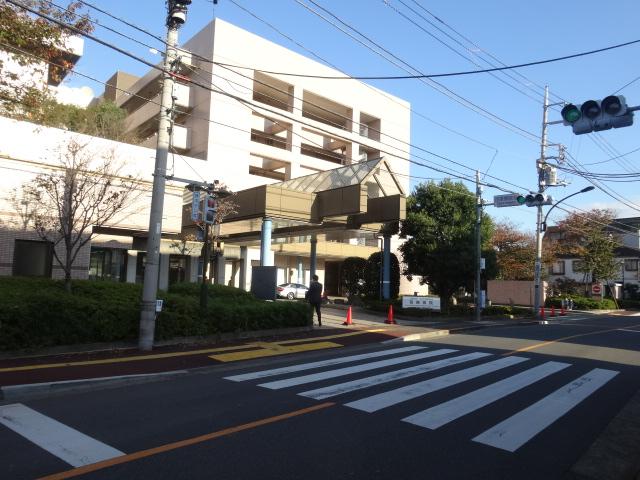 総合病院:荏原病院 1344m