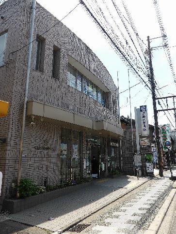 銀行:京都信用金庫祇園支店 740m