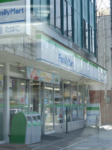 コンビ二:ファミリーマート 塚本祇園東山店 100m