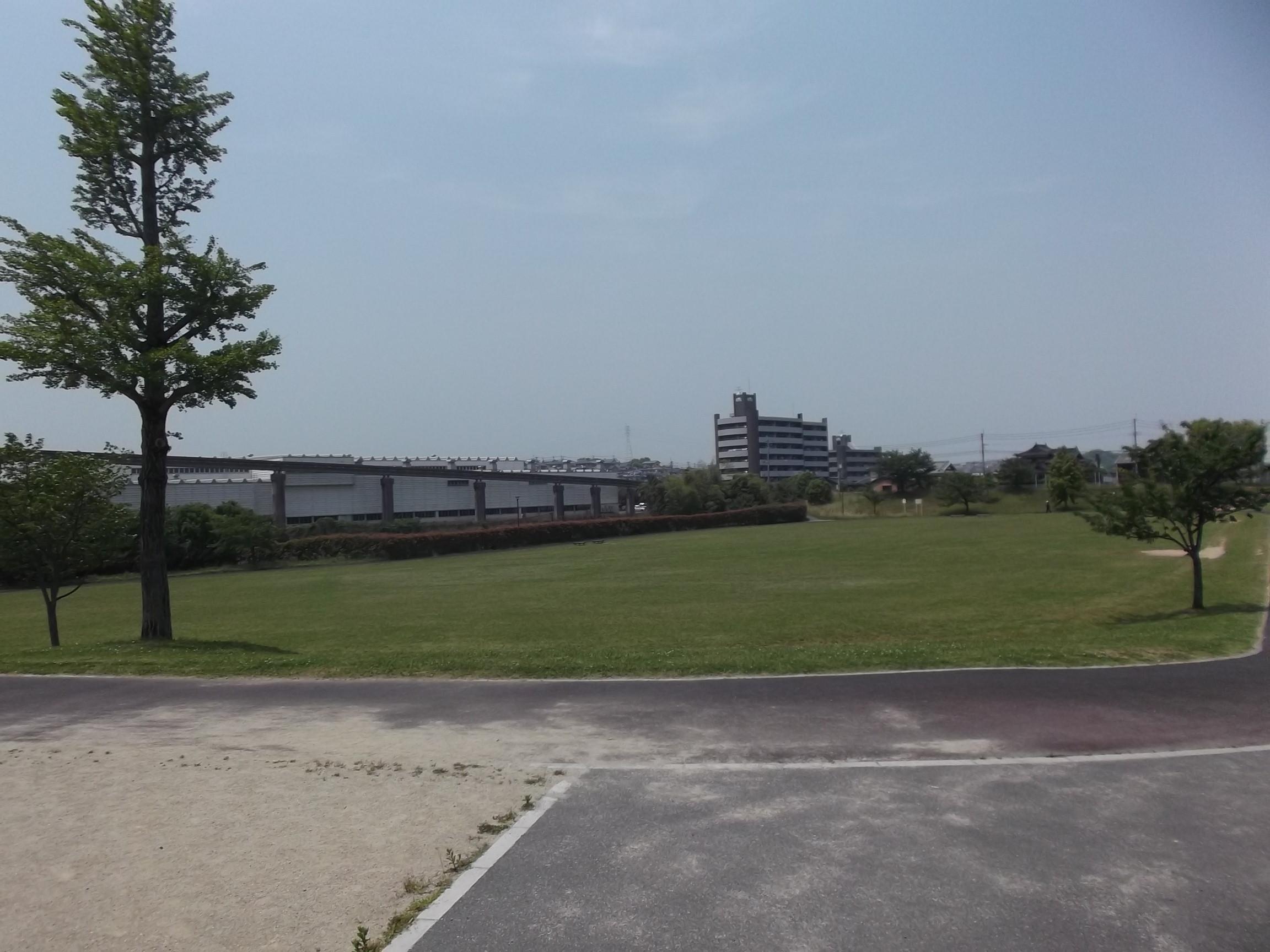 公園:志井公園 609m