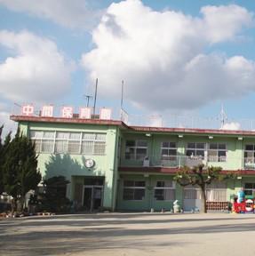 幼稚園:中間保育園 472m