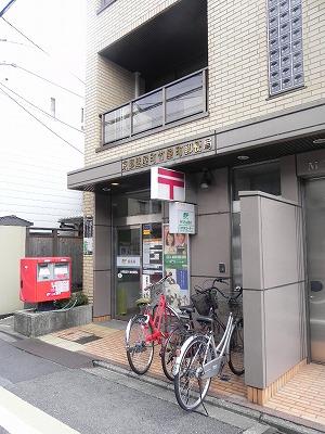 郵便局:京都麩屋町竹屋町郵便局 628m