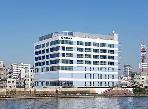 総合病院:浅草病院 621m