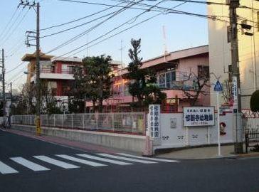 幼稚園:仰願寺幼稚園 278m