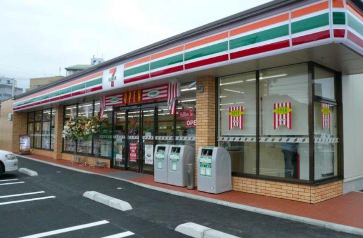 コンビ二:セブンイレブン 江東冬木店 173m