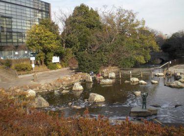 公園:仙台堀川公園 836m