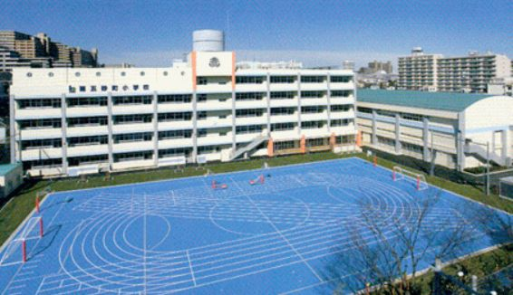 小学校:江東区立第五砂町小学校 1172m