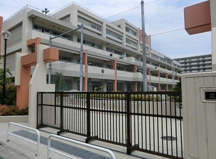 小学校:江東区立大島南央小学校 636m