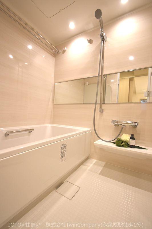 浴室換気乾燥機付き♪追焚機能付きで快適バスタイム